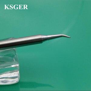 Image 5 - KSGER Saldatura Elettronica di Ferro 220v 70W T12  BC1 T12 BC3 JL02 C08 Saldatura Punte di Ferro Saldatura Suggerimento Per FX9501 Stazione di Saldatura