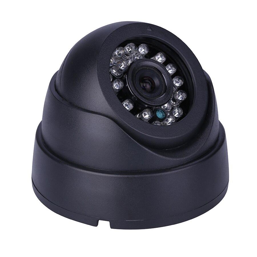 Hamrolte ONVIF cámara IP 3MP Alta Definición de visión nocturna cámara de vigilancia interior detección de movimiento POE módulo opcional