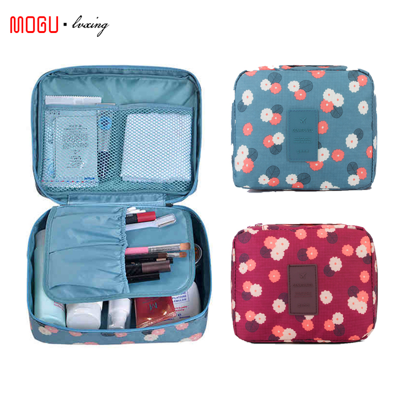 Waterproof Travel Makeup Large Capacity Storage Bag Men And Women Travel Portable Wash Cosmetic Bag Fashion Travel Accessories(China)