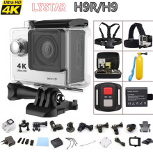 Original H9R / H9 Action Camera 4K WiFi 1080P 2.0″ LCD12MP Diving 30M car DVR Helmet Video Camcorder With Remote Control
