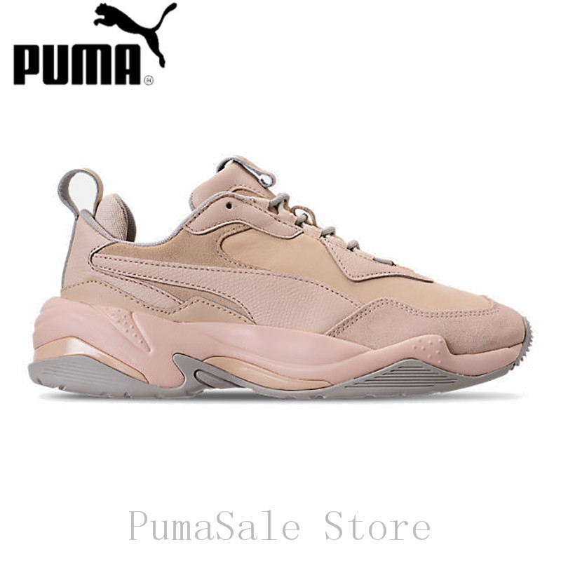 35a126afe01494 PUMA Women s Thunder Desert Sneakers 368024 01 02 Badminton Shoes Thunder  Spectra Wn s Retro Dad Shoes 35.5 39-in Badminton Shoes from Sports ...
