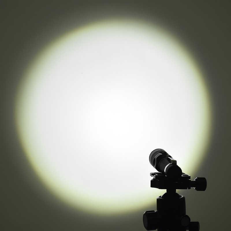 Litwod z20 1511 5200lm usb recarregável lanterna XML-T6 led zoomable 4 modos tocha para 18650 com cabo usb acampamento