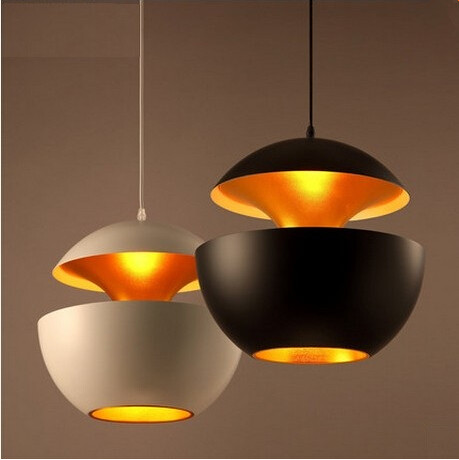Simple Modern Iron Pellet LED Pendant Lights Fixtures For Bar Home Living Dining Room Hanging Lamp Suspension Luminaire