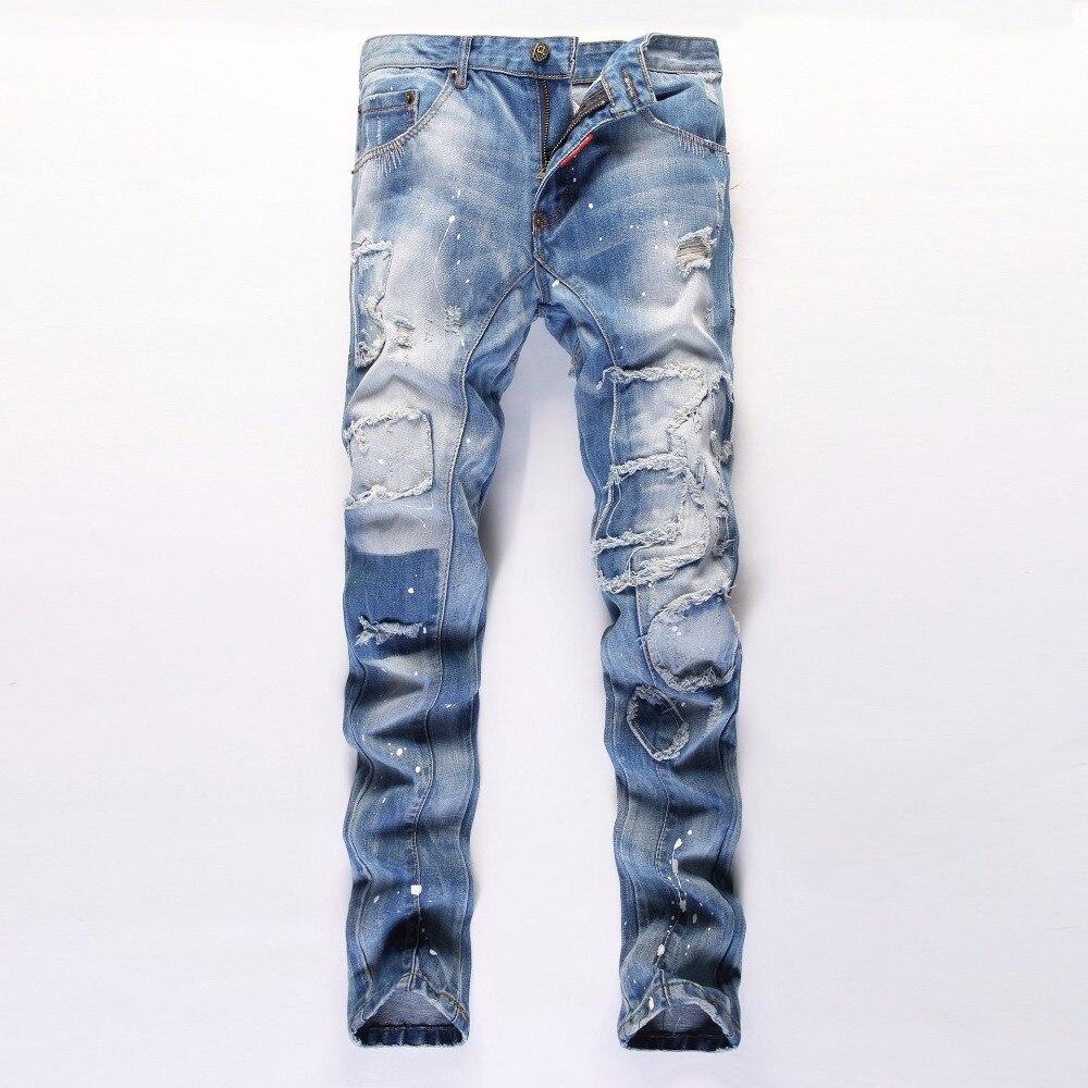 Spring Fashion brand font b Jeans b font 2017 font b Men s b font font