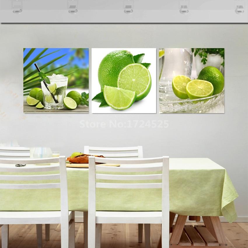 green kitchen decor Kelli Arena