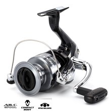 2016 Original Shimano SIENNA FE 1000 2500 4000 Spinning Fishing Reel 1+1BB Front Drag XGT7 Body Saltewater Carp Fishing Reel