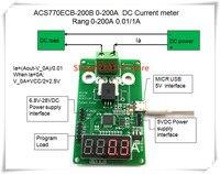 NEW 1PCS/LOT ACS770ECB-200B ACS770ECB 200B ACS770 0-200A DC Current meter Current Rang 0-200A 0.01/1A