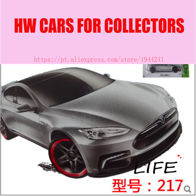 hot sale gray tesla car models for kids toys wholesale metal electric cars for collecter hot