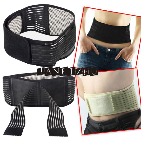Waist Brace Spontaneous Heating Protection Magnetic Therapy Belt Support Brace Sets