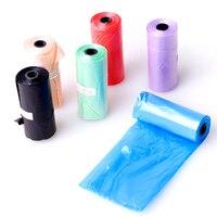 10 Rolls 20 Pcs Pet Biodegradable Pet Dog Waste Poop Shit Pick Up Plastic Bag Degradable