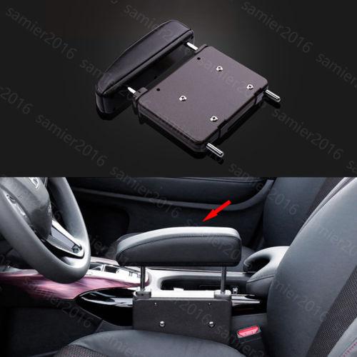 Black Fit For Honda CRV CR-V 15-16 Lift Adjustment Driver Armrest Box Equipment