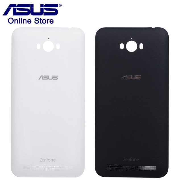 separation shoes 4b593 2f942 US $7.67 23% OFF|Original Housing ASUS ZenFone Max ZC550KL 5.5 inch Back  Cover Case Rear Battery Cover for ZenFone Max ZC550KL Replacement Case-in  ...