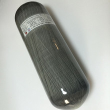 9L 4500psi Compressed Air Carbon Fiber Tank for client