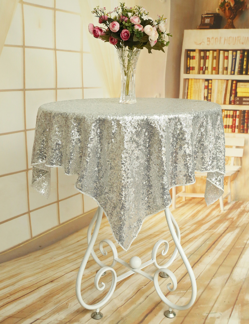 Tablecloths: Beautiful Cheap Round Tablecloths for Wedding Round ...