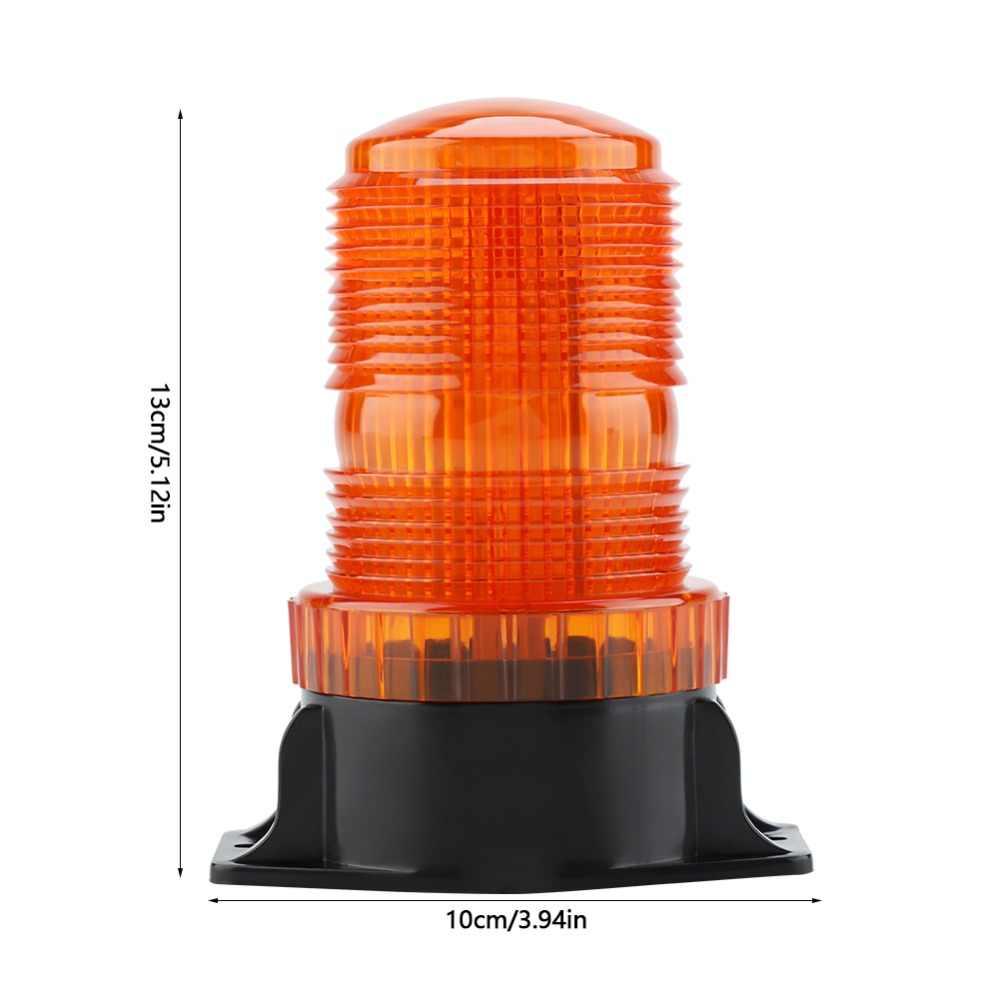 10-110 в 30 светодиодов мигающая Вращающаяся лампа стробоскоп сигнальная лампа вилочного погрузчика