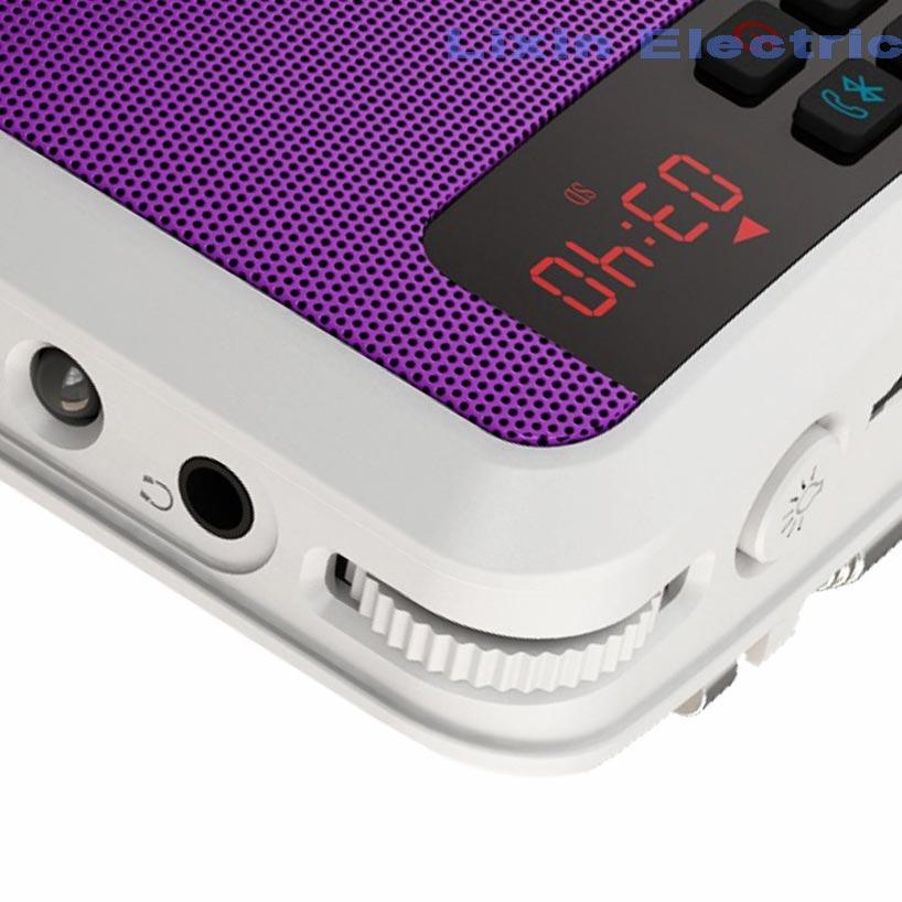Prenosni stereo zvočniki Bluetooth Rolton E500 FM radio Clear Bass - Prenosni avdio in video - Fotografija 5