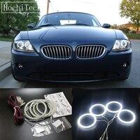 HochiTech Super Bright White Color Light SMD LED Angel Eyes For BMW Z4 E85 E86 2002