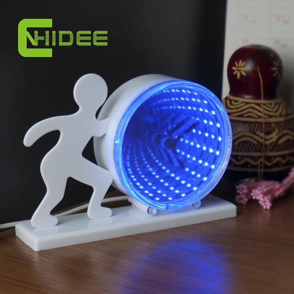 tienda online regalos innovadores colores que cambian la luz usb reloj despertador led lamparita lmpara beb durmiendo como dormitorio de los nios