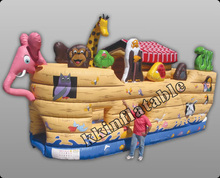Kid's Toys Commercial Inflatable Jumping Castle Playground/combo games for kids