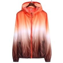 LOMAIYI Sun Protective Ultra Thin Summer Jacket Men Women Basic Coats Light Waterproof Jackets Female Veste Windbreaker,AW073