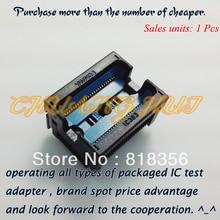 TSOP50/SOP50 Test Socket  YAMAICHI IC363-0502-001 IC Pitch:0.8mm