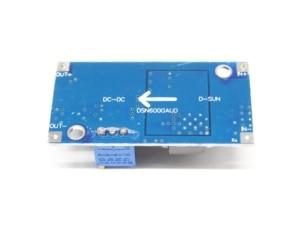 Image 2 - DC DC XL6009 Tự Động Tăng Cường Buck Có Thể Điều Chỉnh Bước Lên Chức Module Chuyển Đổi Năng Lượng Mặt Trời 1.25 36 V Điện Áp Ban MOSFET công tắc DSN6000AUD