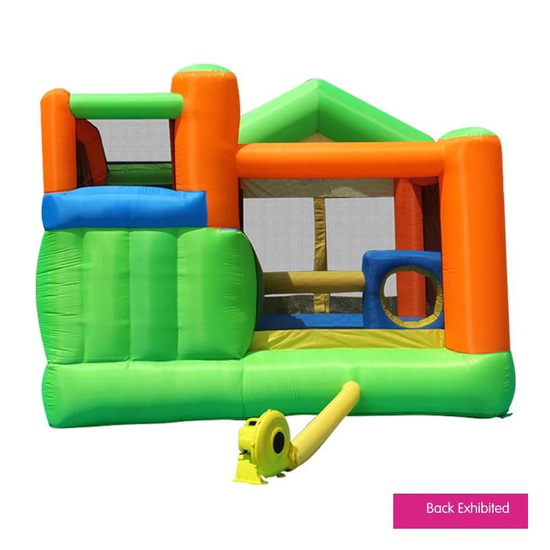 HTB1G5TSPFXXXXaYXpXXq6xXFXXXX - Mr. Fun Inflatable Trampoline Bounce House with Slide with Blower