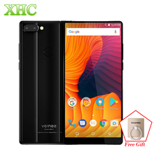 "4G LTE Vernee Mix 2 4 GB + 64 GB Smartphones 6,0 ""FHD + 1080*2160 Octa Core Fingerabdruck Android 7.0 Dual SIM OTG GPS Mobile handys"