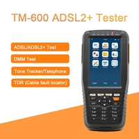 All in One Multi functional ADSL2 Tester ADSL Installation Maintenance with Tone Tracker and TDR Cable Fault Locator