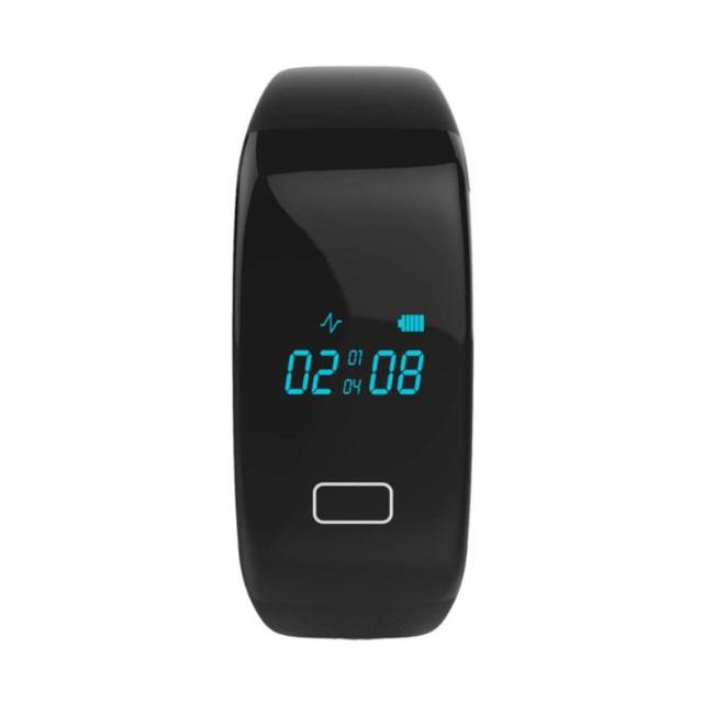 Hot-venda Presentes de Vida À Prova D' Água Bluetooth Relógio Inteligente Pulseira Sincronização de Frequência Cardíaca Telefone Companheiro de Relógios de Pulso Para IOS Android 1 pc