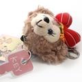 Бесплатная доставка Япония Токио Даффи медведь плюшевые игрушки кулон Только Даффи медведь и shelliemay телескопический брелок Девушка с подарком