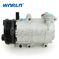 Auto car air conditioning compressor for FORD FOCUS 16V CMAX CABRIOLET TURNIER C70 S40 1596CC 100KM 74KW
