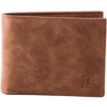Men Wallet Portemonnee Carteira Masculina Portfel small wallets 1
