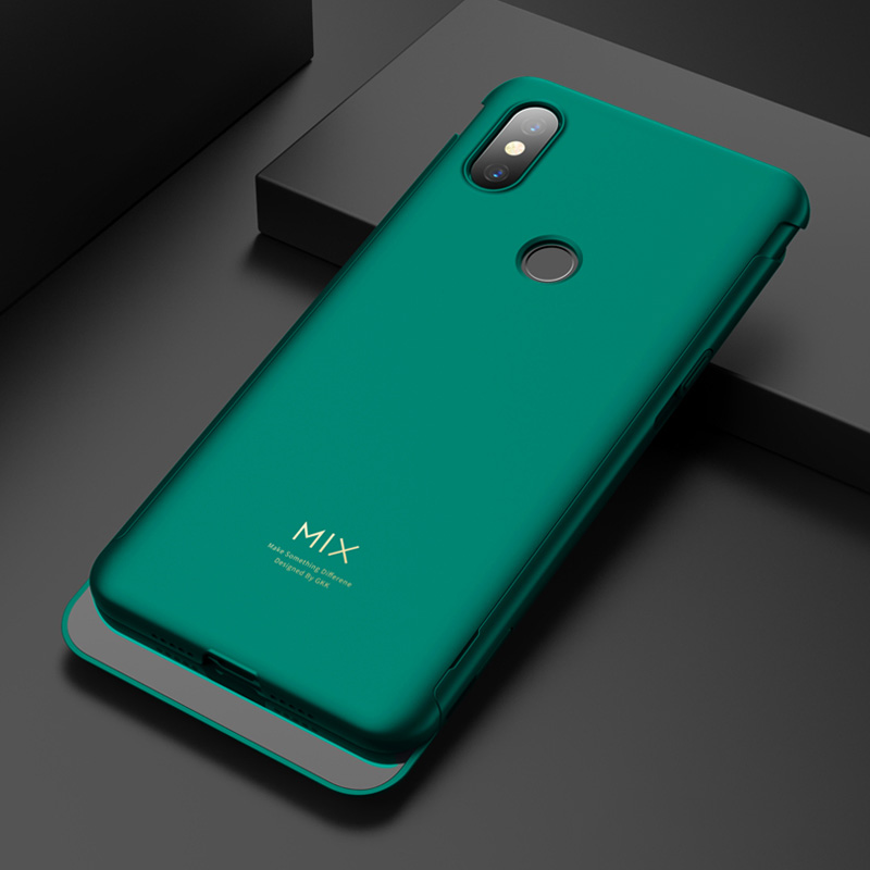 HTB1G5VGbzzuK1Rjy0Fpq6yEpFXam GKK Original Case for Xiaomi Mi Mix 3 Case Slide Armor Anti-drop 2 in 1 Hard Matte Back Cover for Xiaomi mi mix3 Case Fundas