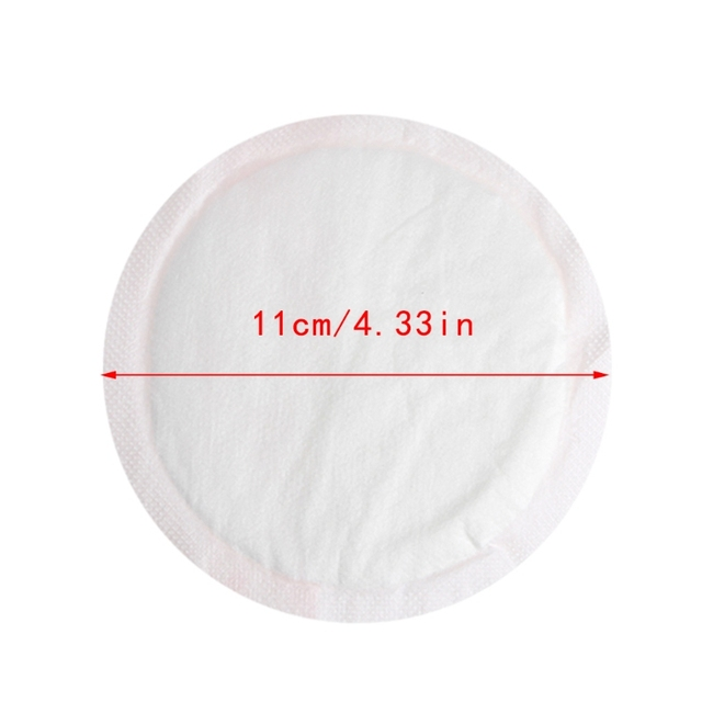 100Pcs Disposable Leakproof Nursing Pads