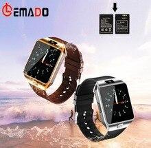Получить скидку Lemado Bluetooth Smart часы DZ09 SmartWatch с батареей поддержки sim-карты, Смарт-часы DZ09 водонепроницаемый на запястье для iOS и Android