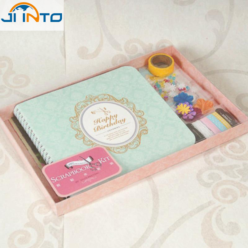 30 20 25cm hot sale diy album scrapbook paper crafts baby for Crafts to make for sale