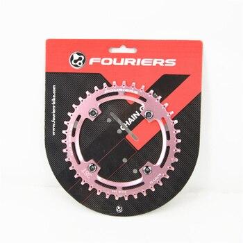 Accesorios de herramientas protectores de cadena con placa redonda Ovalada  para bicicleta de