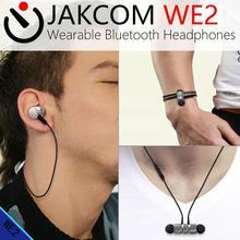 JAKCOM WE2 Wearable Inteligente Fone de Ouvido venda Quente em Fones De Ouvido Fones De Ouvido como yotaphone 2 auriculares fone de ouvido bluetooh