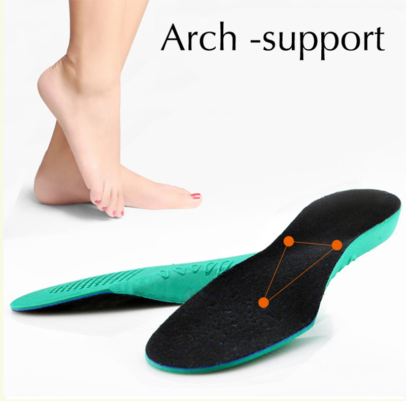 BSAID1 Pair Kids Flat Foot Orthopedic Insole Child Arch ...