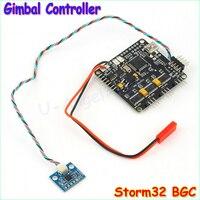Wholesale 1pcs Storm32 BGC 32Bit 3 Axis Brushless Gimbal Controller V1 31 DRV8313 Motor Driver Drop