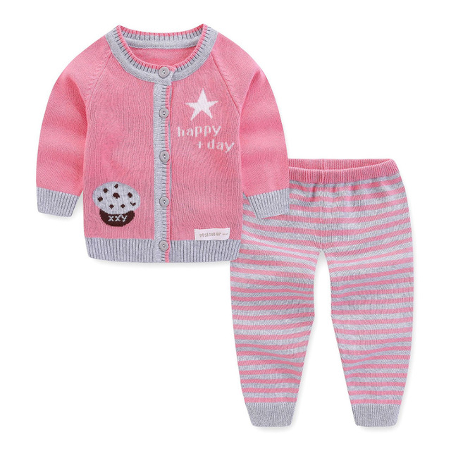 3fd41b7f4c5a BibiCola baby girls clothing sets girls sweater sport suit kids ...