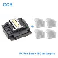 FA04000 FA04010 Print Head Printhead For Epson L110 L111 L120 L211 L210 L300 L301 L365 L335 L555 XP300 XP400 L351 L350 L355 L358
