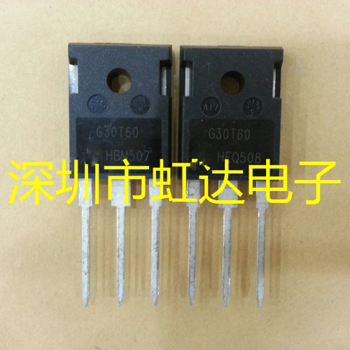 10pcs/lot IGW30N60T G30T60 30A 600V TO-247 In Stock