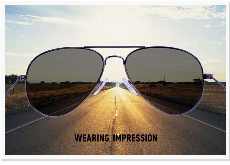 Luxury Aviator Sunglasses Women Men Brand Designer Reflective Mirror Sunglass Female Male Lady Sun Glasses Vintage Retro oculos (18)