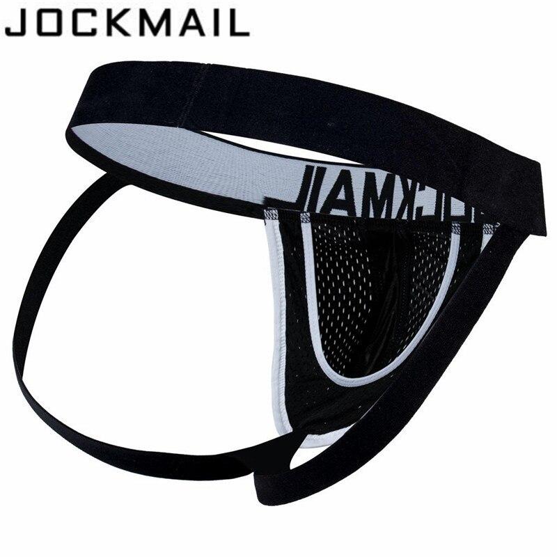 Мужское нижнее белье JOCKMAIL, Сетчатое нижнее белье с пуш ап эффектом| |   | АлиЭкспресс
