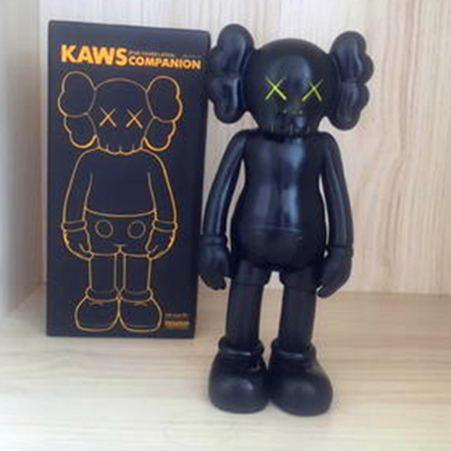 Medicom Toy KAWS Brian VOGUE OriginalFake BFF Street Art PVC Action Figure Collectible Model Toy S156 3