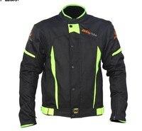 Всех климатических мотоциклетные Куртки съемная подкладка Для мужчин Блейзер Мотокросс защитная оболочка Chaqueta мотоциклетные теплые спорт