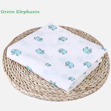 Новинка 2020 пеленка для младенцев из муслина банное полотенце