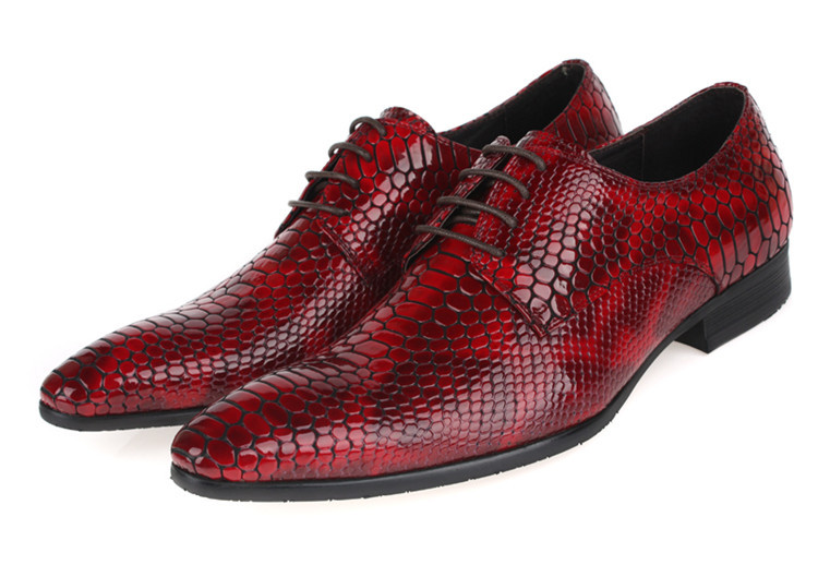 Compare Prices on Red Dress Shoes for Men- Online Shopping/Buy Low ...